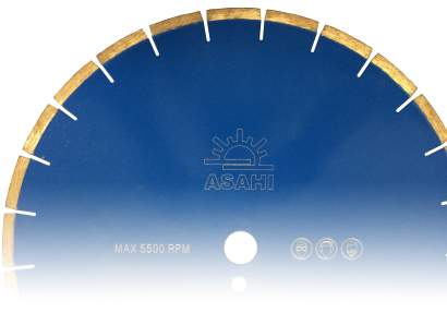 Core Cutting Saw Blades